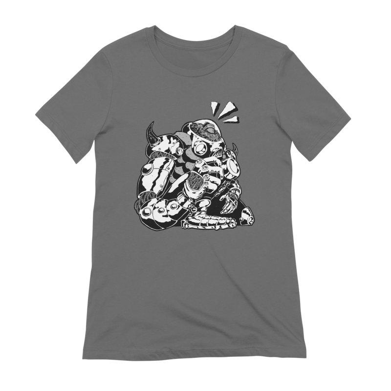 I'll Miss You. Women's Extra Soft T-Shirt by DEADBEAT HERO Artist Shop
