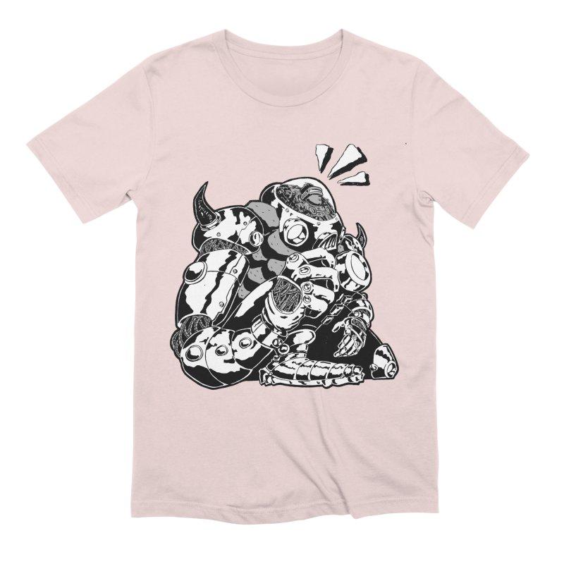 I'll Miss You. Men's Extra Soft T-Shirt by DEADBEAT HERO Artist Shop