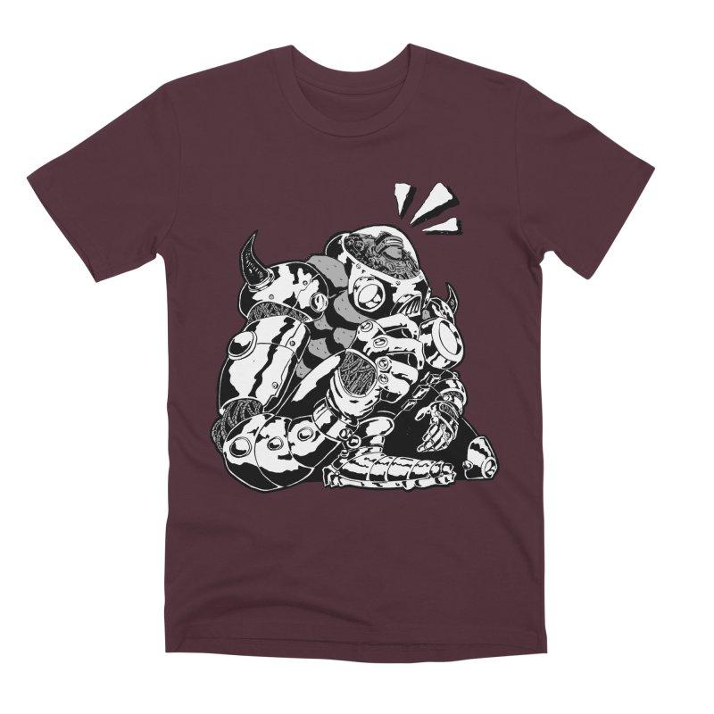 I'll Miss You. Men's Premium T-Shirt by DEADBEAT HERO Artist Shop