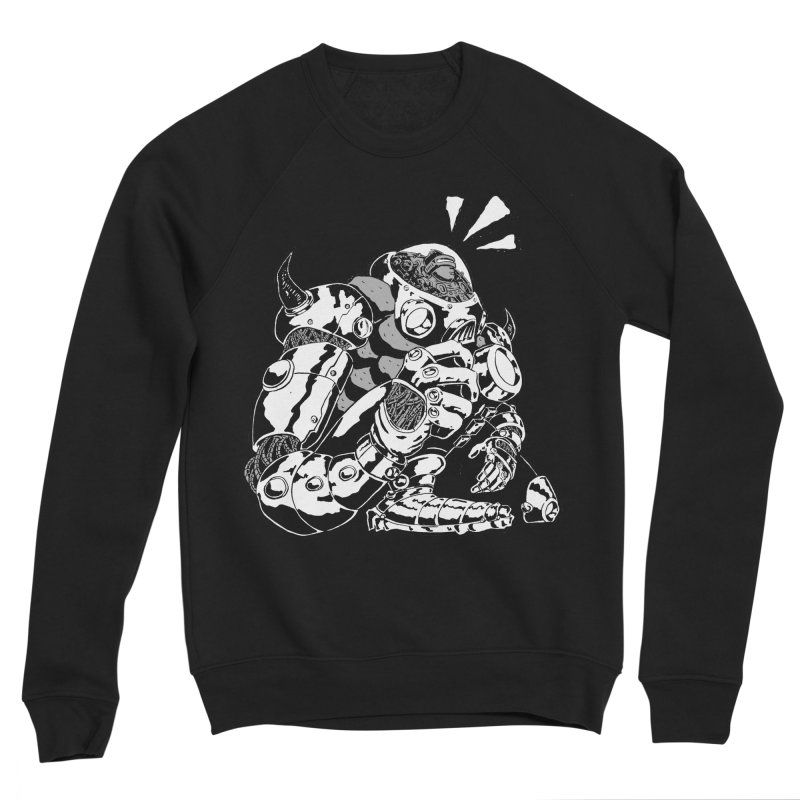 I'll Miss You. Men's Sponge Fleece Sweatshirt by DEADBEAT HERO Artist Shop