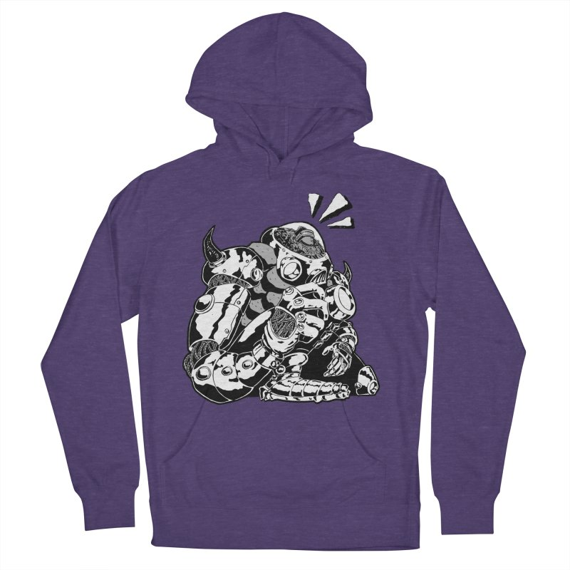 I'll Miss You. Women's French Terry Pullover Hoody by DEADBEAT HERO Artist Shop