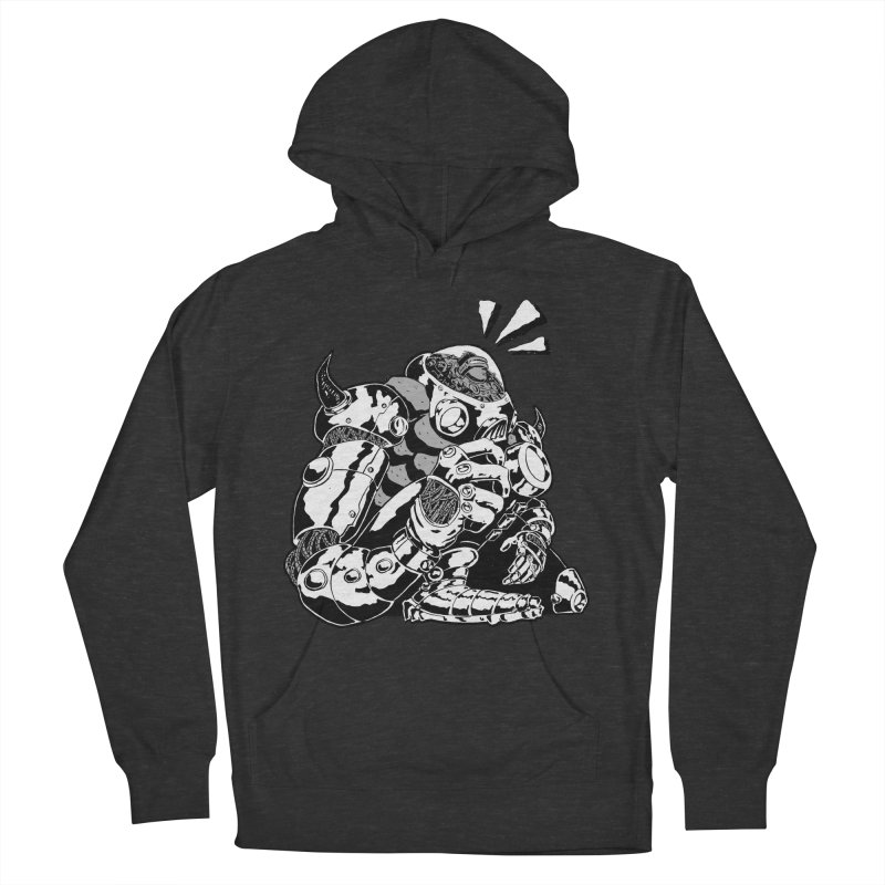 I'll Miss You. Men's French Terry Pullover Hoody by DEADBEAT HERO Artist Shop