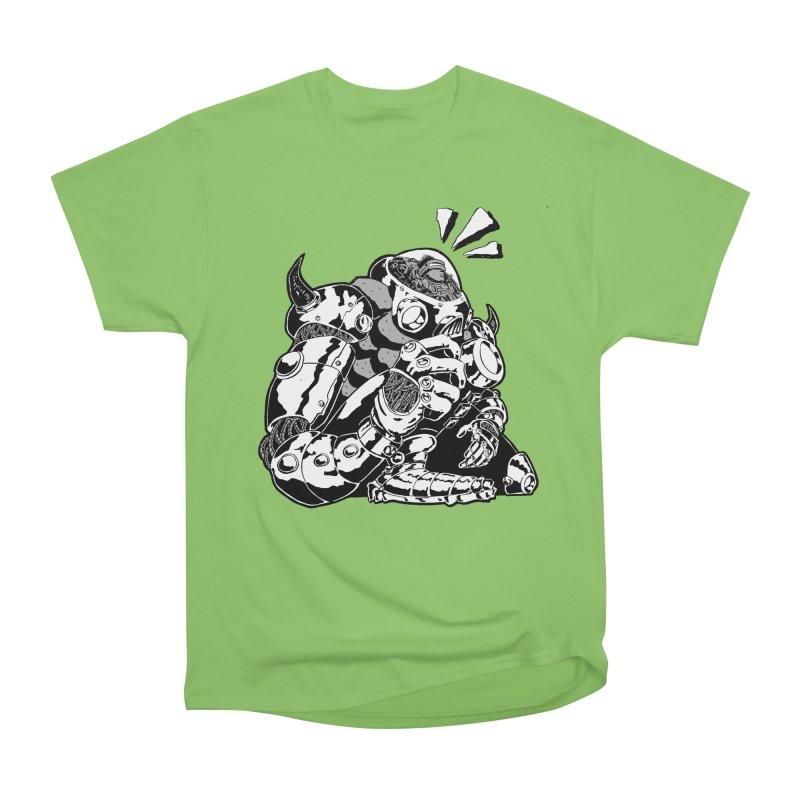 I'll Miss You. Men's Heavyweight T-Shirt by DEADBEAT HERO Artist Shop