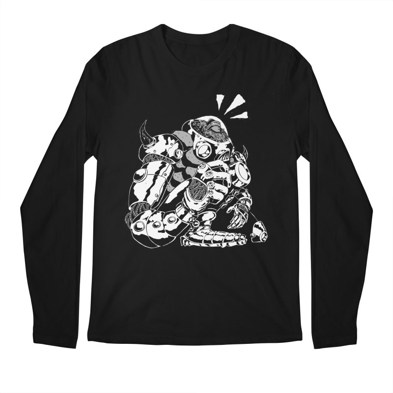 I'll Miss You. Men's Regular Longsleeve T-Shirt by DEADBEAT HERO Artist Shop