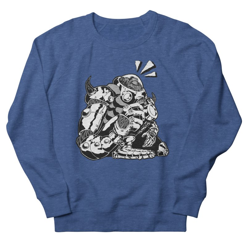 I'll Miss You. Men's French Terry Sweatshirt by DEADBEAT HERO Artist Shop