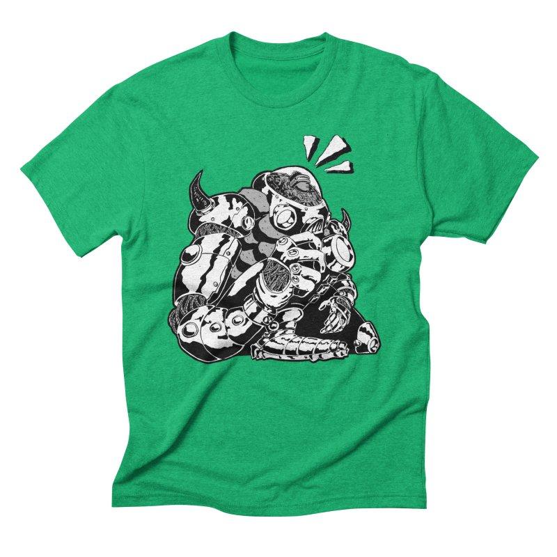 I'll Miss You. Men's Triblend T-Shirt by DEADBEAT HERO Artist Shop
