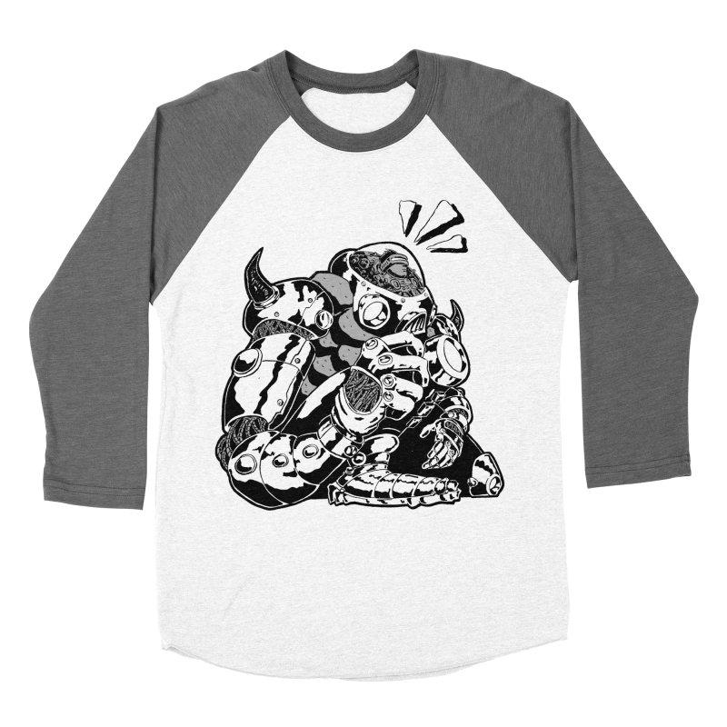 I'll Miss You. Women's Baseball Triblend Longsleeve T-Shirt by DEADBEAT HERO Artist Shop