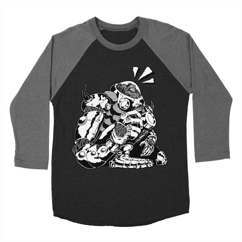 I'll Miss You. Men's Baseball Triblend Longsleeve T-Shirt by DEADBEAT HERO Artist Shop