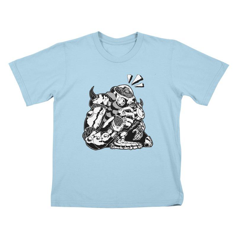 I'll Miss You. Kids T-Shirt by DEADBEAT HERO Artist Shop