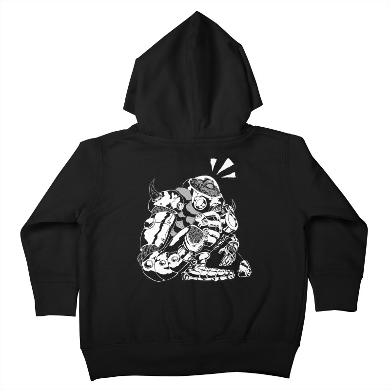 I'll Miss You. Kids Toddler Zip-Up Hoody by DEADBEAT HERO Artist Shop