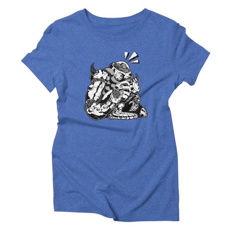 I'll Miss You. Women's Triblend T-Shirt by DEADBEAT HERO Artist Shop