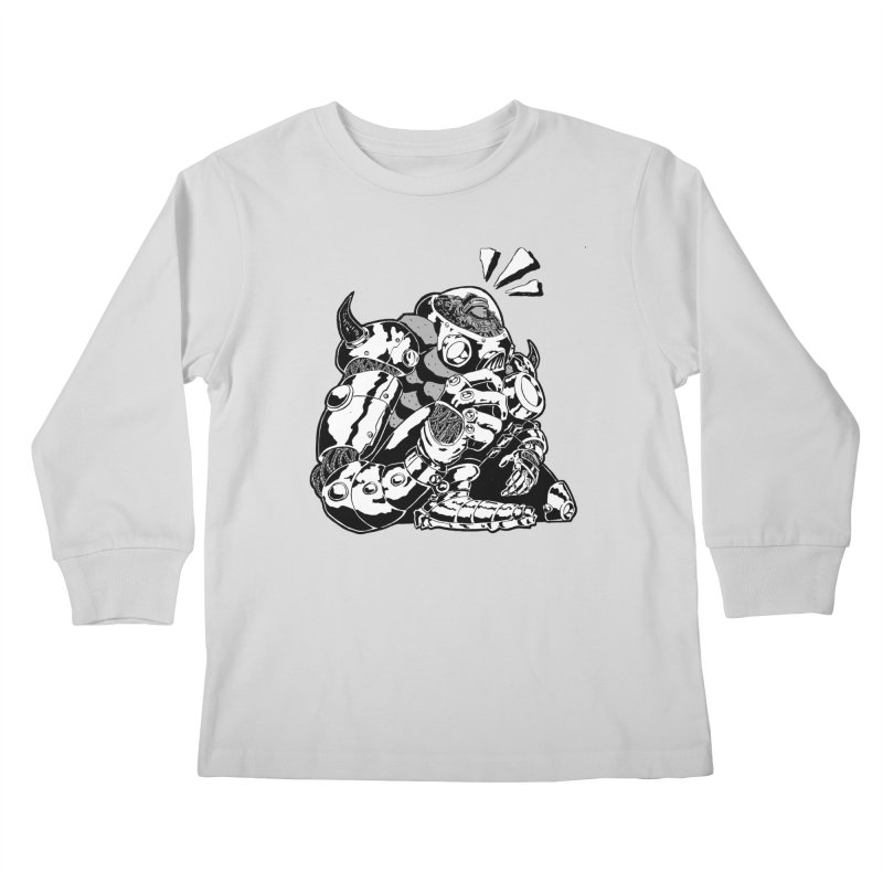 I'll Miss You. Kids Longsleeve T-Shirt by DEADBEAT HERO Artist Shop