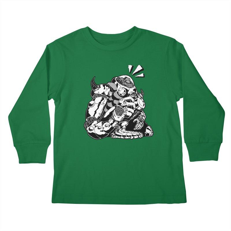 I'll Miss You. Kids Longsleeve T-Shirt by DEADBEAT HERO Artist Shop