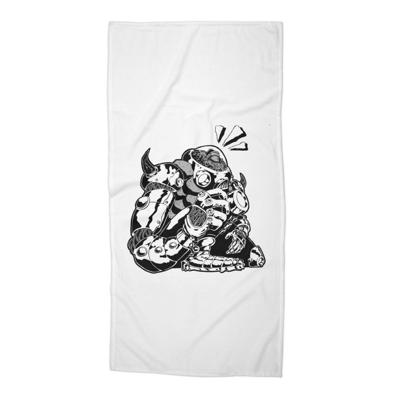 I'll Miss You. Accessories Beach Towel by DEADBEAT HERO Artist Shop