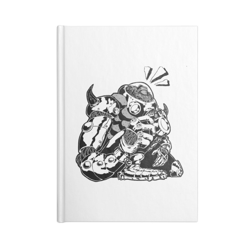 I'll Miss You. Accessories Blank Journal Notebook by DEADBEAT HERO Artist Shop