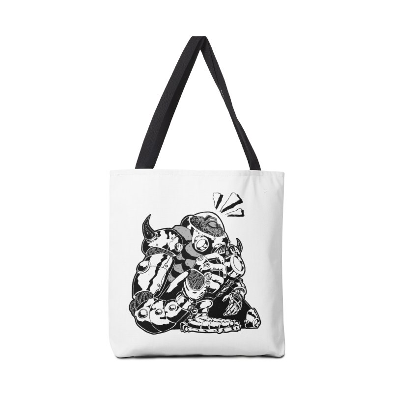 I'll Miss You. Accessories Tote Bag Bag by DEADBEAT HERO Artist Shop