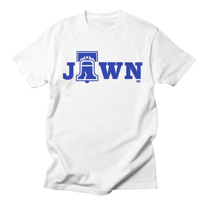 Philadelphia Bell Jawn Men's T-Shirt by deadfootball's Artist Shop