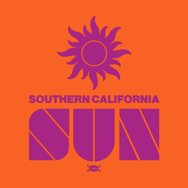 So Cal Sun Women's T-Shirt by deadfootball's Artist Shop