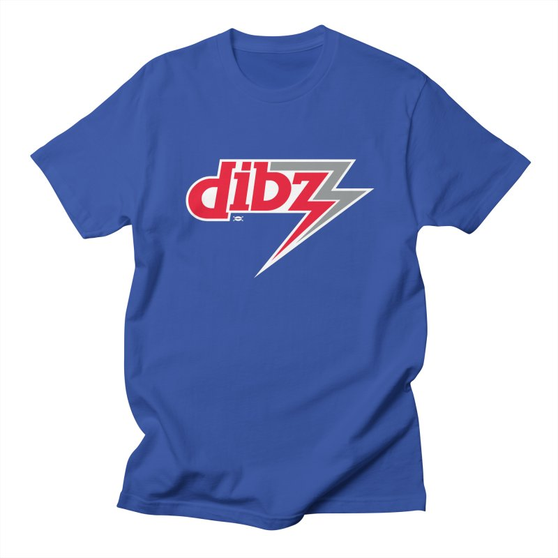 Chicago Blitz DIBZ Men's T-Shirt by deadfootball's Artist Shop