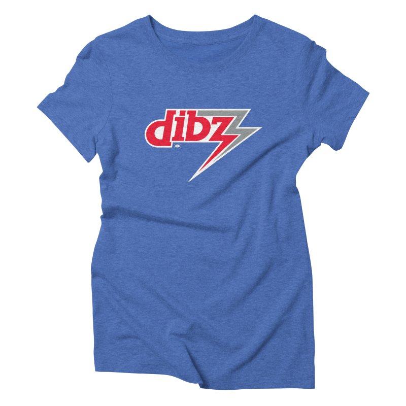 Chicago Blitz DIBZ Women's T-Shirt by deadfootball's Artist Shop