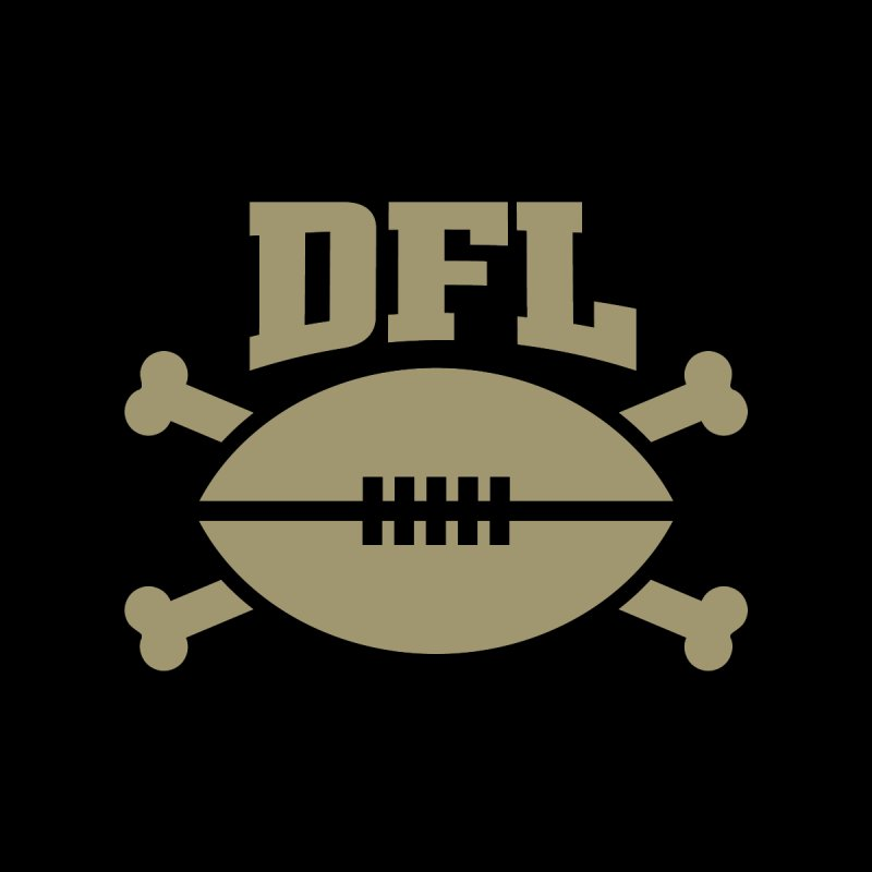 Dead Football League Women's T-Shirt by deadfootball's Artist Shop