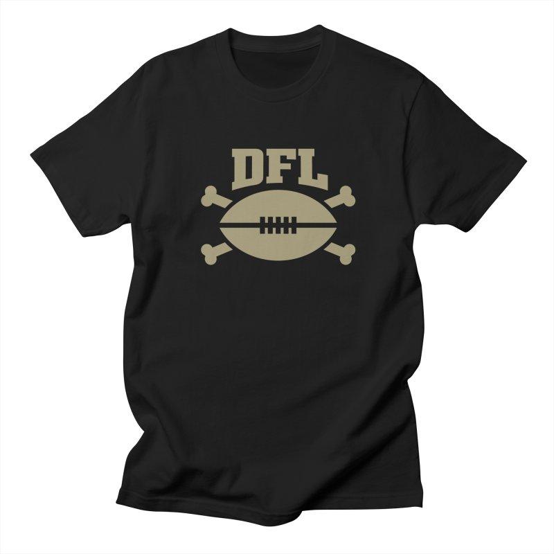 Dead Football League Men's T-Shirt by deadfootball's Artist Shop