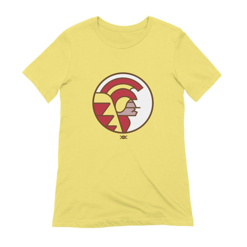 The Hawaiians Women's T-Shirt by deadfootball's Artist Shop