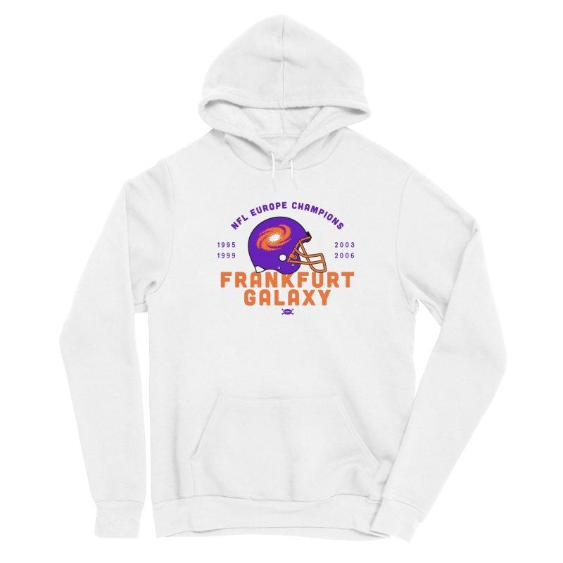 Frankfurt Galaxy Men's Pullover Hoody by deadfootball's Artist Shop