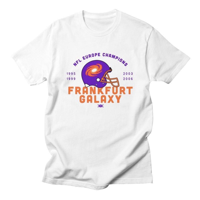 Frankfurt Galaxy Men's T-Shirt by deadfootball's Artist Shop