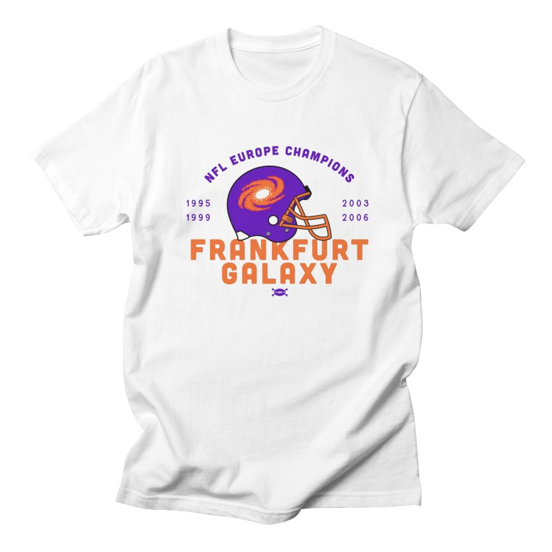 Frankfurt Galaxy Men's T-Shirt by deadfootball's Artist Shop