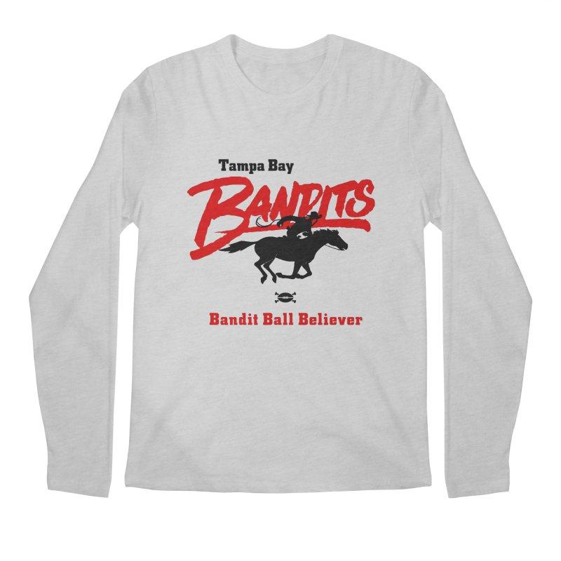 Tampa Bay Bandits Men's Longsleeve T-Shirt by deadfootball's Artist Shop