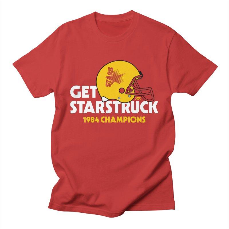 Get Starstruck Men's T-Shirt by deadfootball's Artist Shop