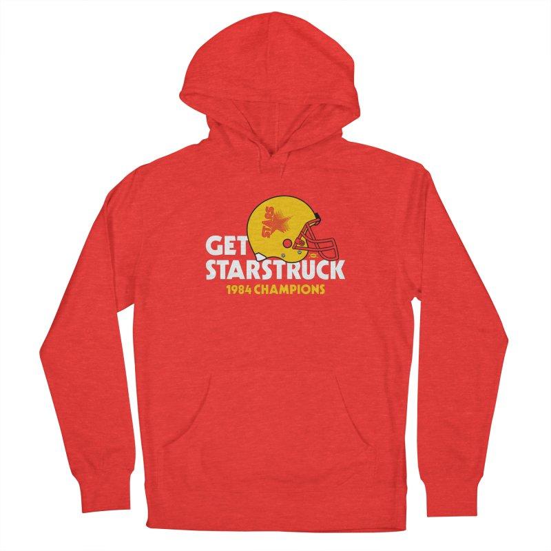 Get Starstruck Men's Pullover Hoody by deadfootball's Artist Shop