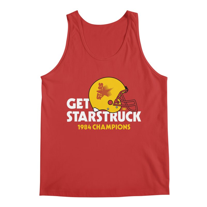 Get Starstruck Men's Tank by deadfootball's Artist Shop