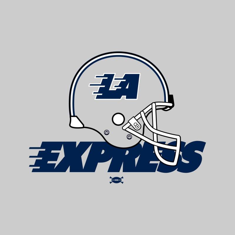 LA EXPRESS Men's T-Shirt by deadfootball's Artist Shop