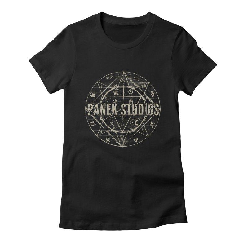 Manic Magick Women's T-Shirt by Deadlight Holiday's Artist Shop