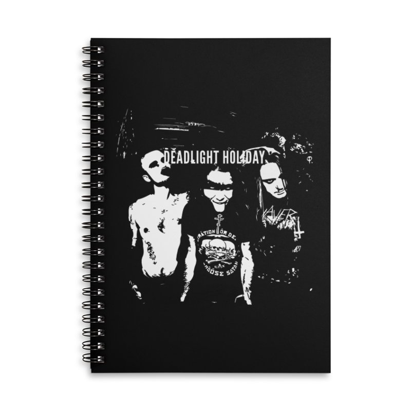 Sketchy Lullaby Accessories Notebook by Deadlight Holiday's Artist Shop