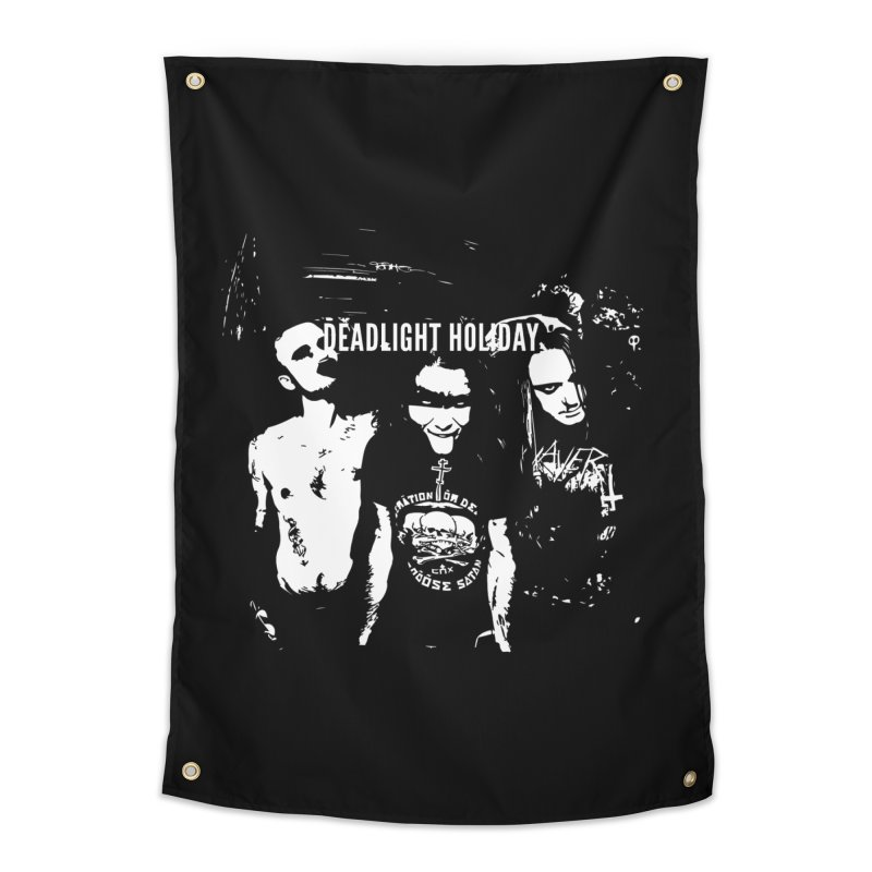 Sketchy Lullaby Home Tapestry by Deadlight Holiday's Artist Shop