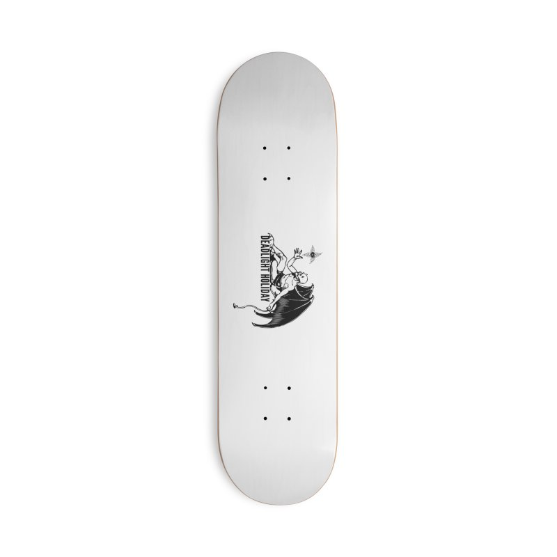 S.A.T.A.N Accessories Skateboard by Deadlight Holiday's Artist Shop