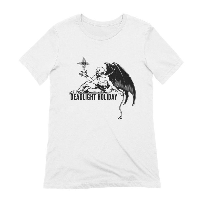 S.A.T.A.N Women's T-Shirt by Deadlight Holiday's Artist Shop