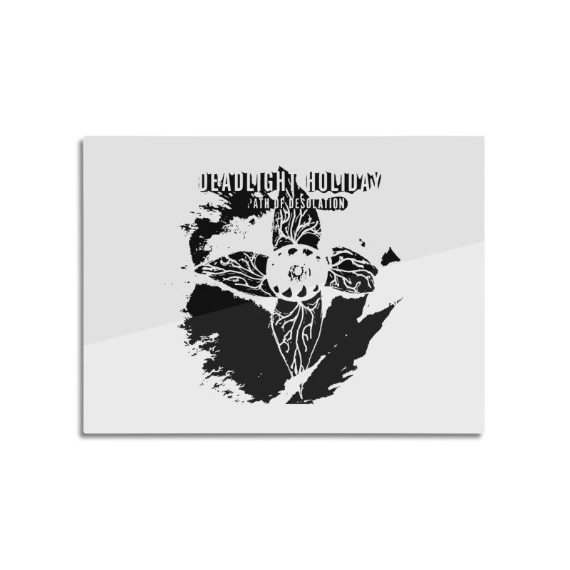 Path of Propaganda Home Mounted Aluminum Print by Deadlight Holiday's Artist Shop