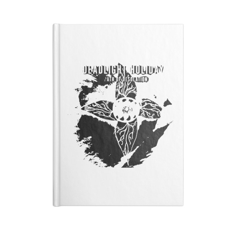 Path of Propaganda Accessories Notebook by Deadlight Holiday's Artist Shop