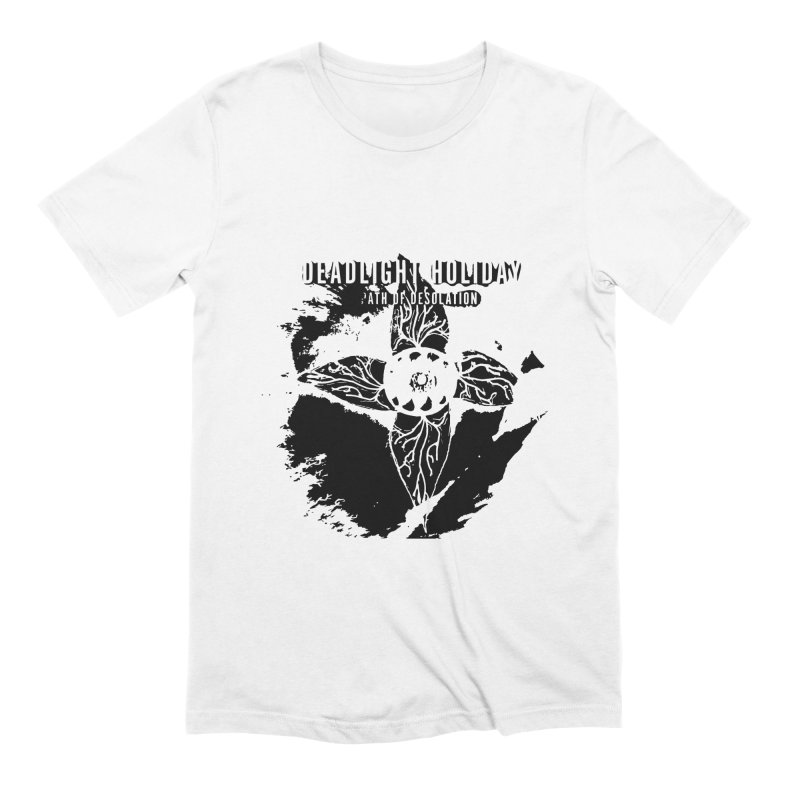 Path of Propaganda Men's T-Shirt by Deadlight Holiday's Artist Shop