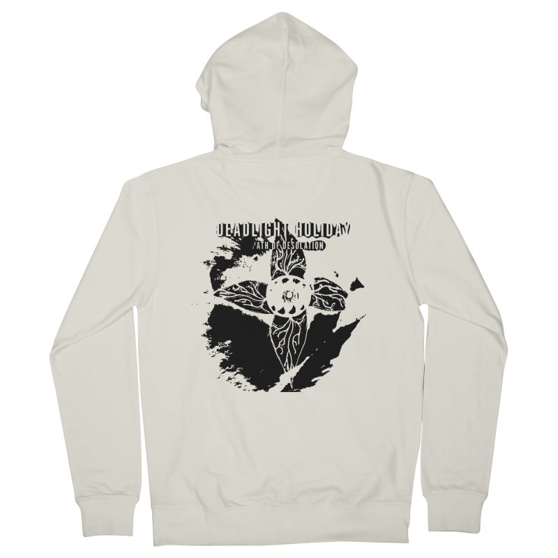 Path of Propaganda Women's Zip-Up Hoody by Deadlight Holiday's Artist Shop