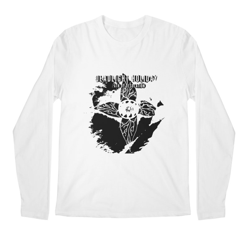 Path of Propaganda Men's Longsleeve T-Shirt by Deadlight Holiday's Artist Shop