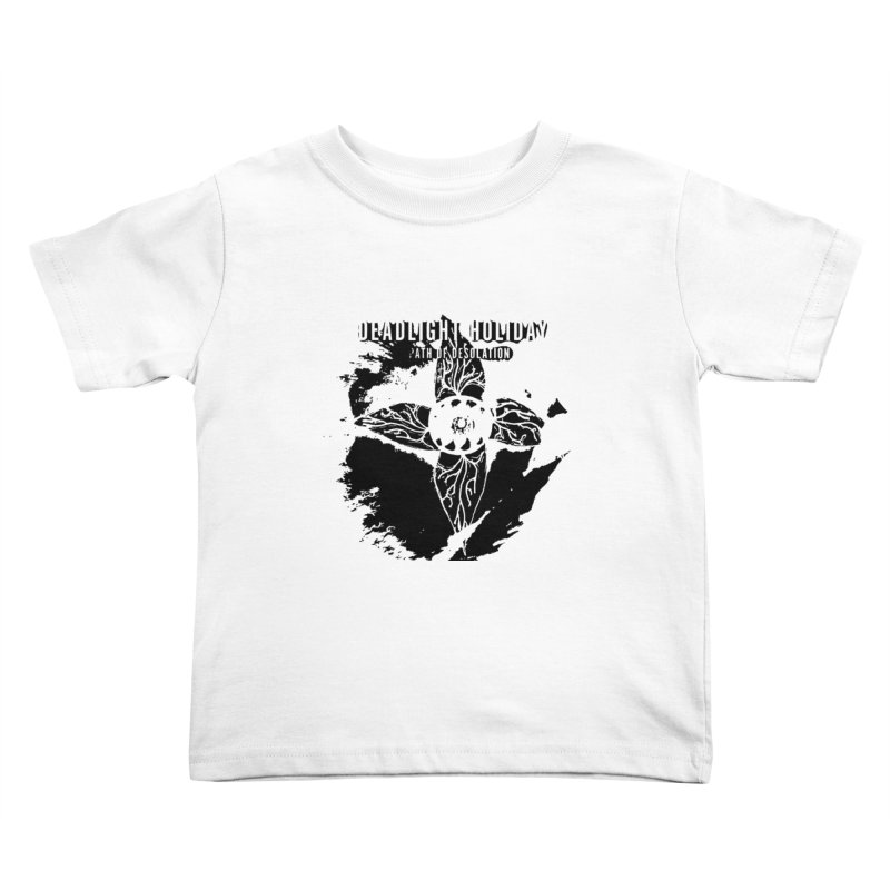 Path of Propaganda Kids Toddler T-Shirt by Deadlight Holiday's Artist Shop