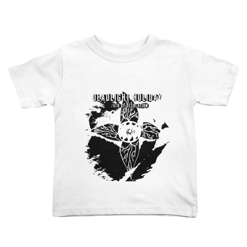 Path of Propaganda Kids Toddler T-Shirt by Deadlight Holiday's Artist Shop