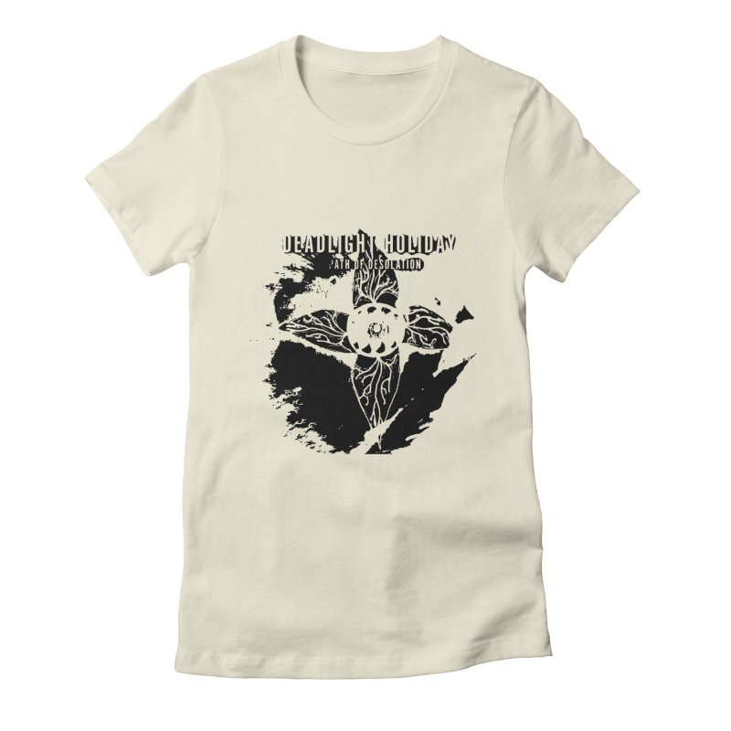 Path of Propaganda Women's T-Shirt by Deadlight Holiday's Artist Shop
