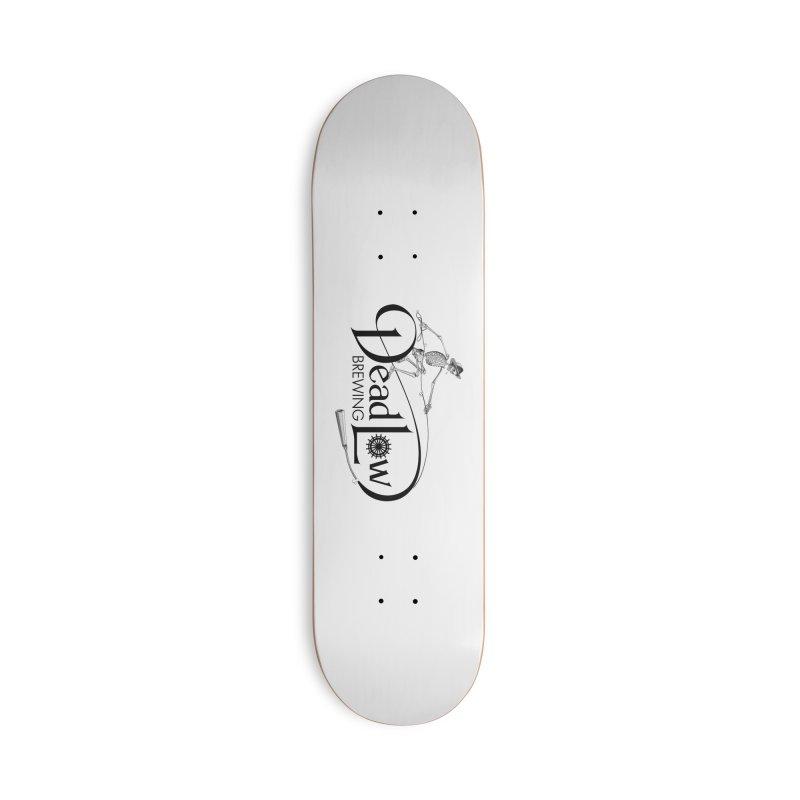 "Dead Low ""Official"" Merchandise! Accessories Deck Only Skateboard by deadlow's Artist Shop"
