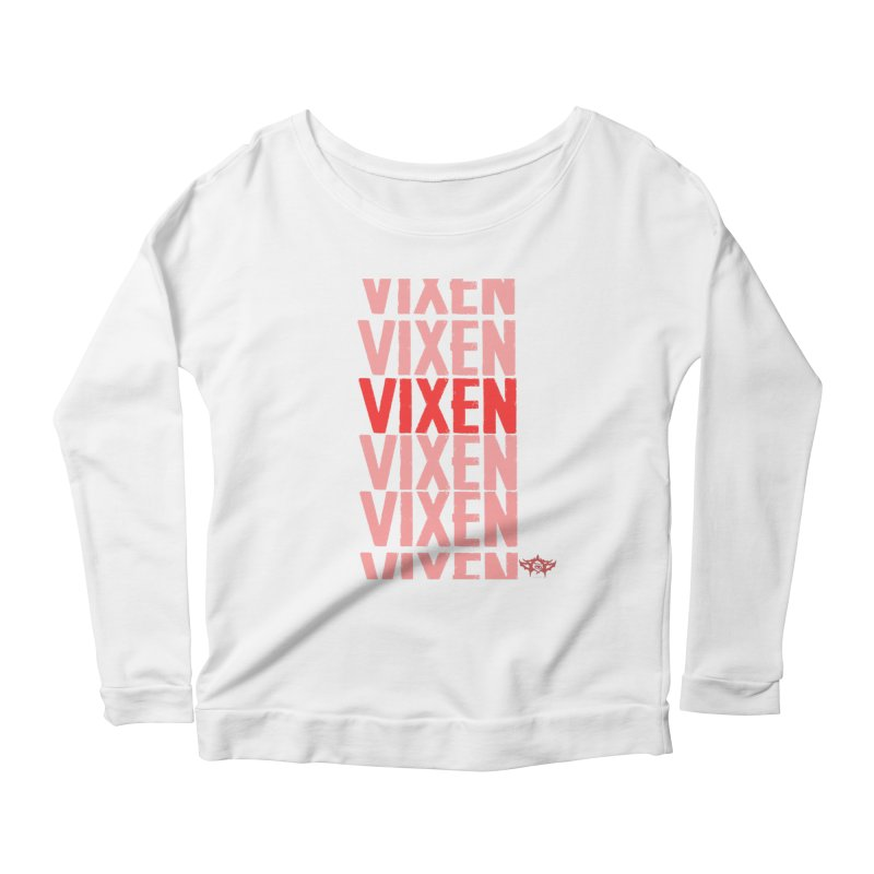 XVIX Women's Scoop Neck Longsleeve T-Shirt by Shop | Dead Ramen®